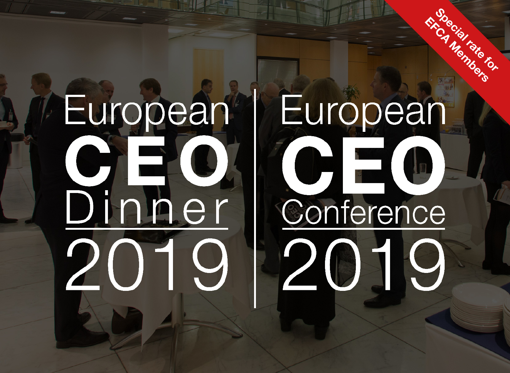 European CEO Conference 2019
